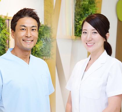 アーブル歯科クリニックのコンセプト